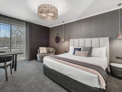 Corporate Deluxe | Quality Hotel Wangaratta Gateway