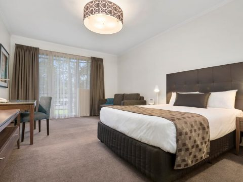 Queen Suite | Quality Hotel Wangaratta Gateway